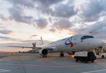 Ural Airlines légitársaság