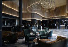Grand Hotel Esztergom, lobby