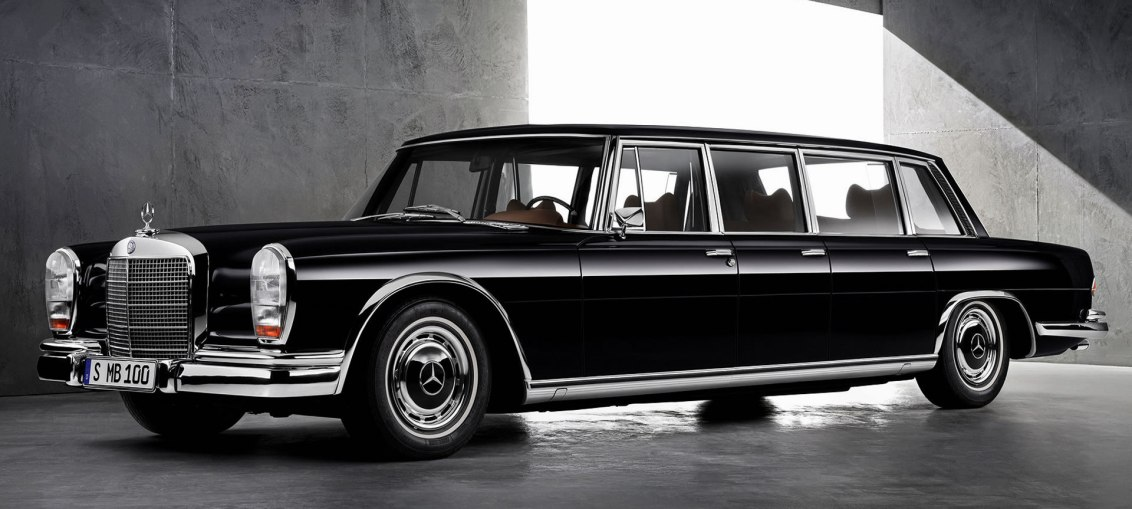 1960s - Mercedes-Benz 600 - Great Cars