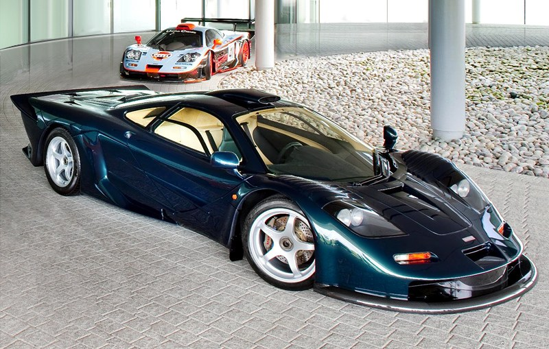 McLaren F1 GT \'Longtail\' - Great Cars