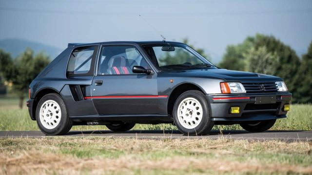Peugoet 205 Turbo 16