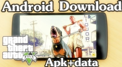 Free GTA 5 apk Android APK Download For Android