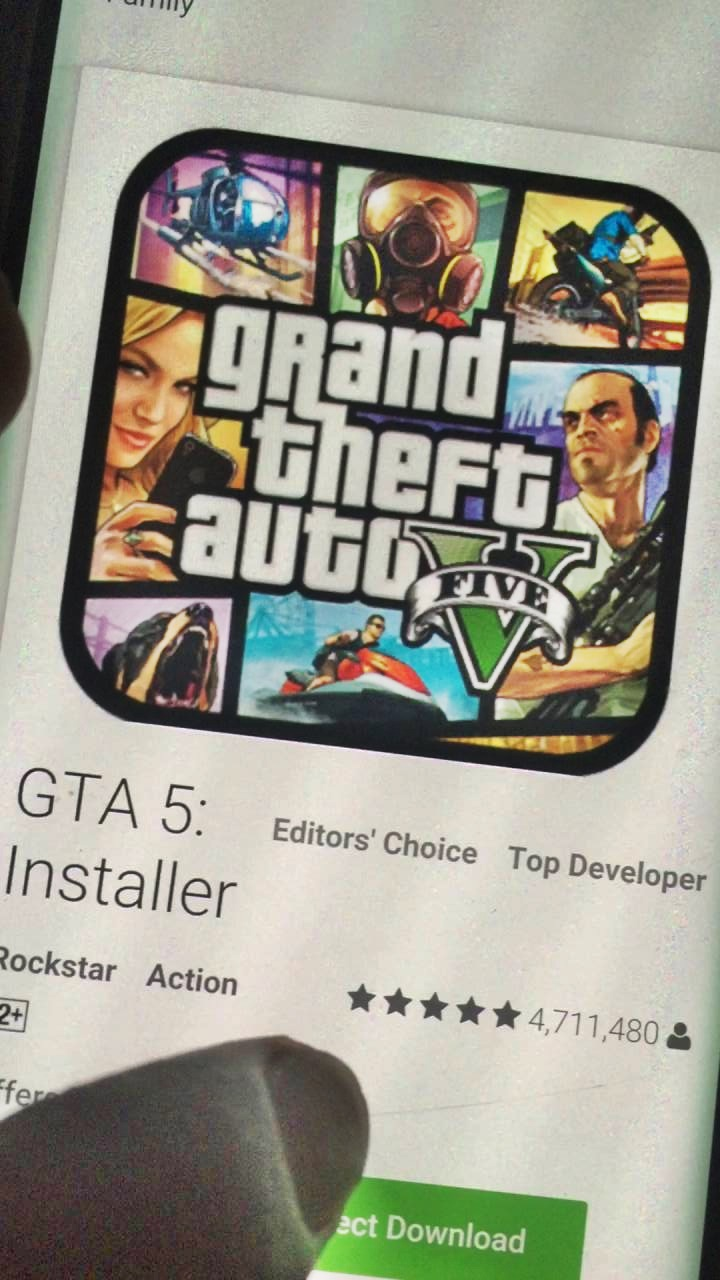 Gta 5 Android installer
