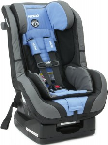 Toronto Airport Limo Toddler Car Seat Front Facing