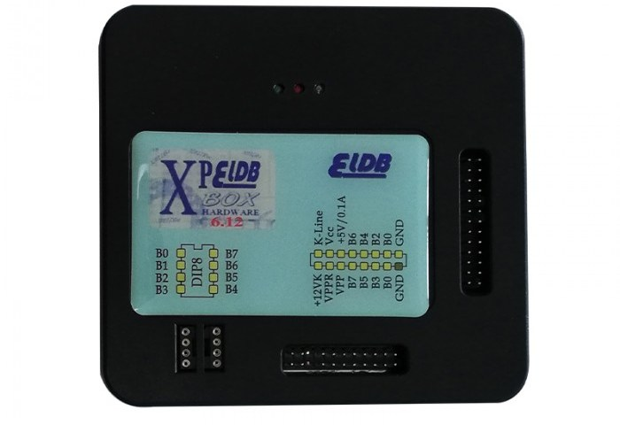 New ELDB Xprog 6 review CAR ECU Programmer Tool 1 XPELDB 1