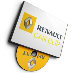 Renault CAN Clip free Download