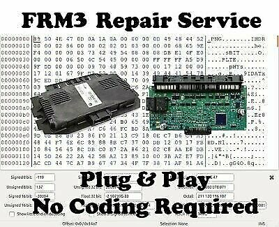 FRM3 REPAIR SOFTWARE Dflash To EEE 1 57 23