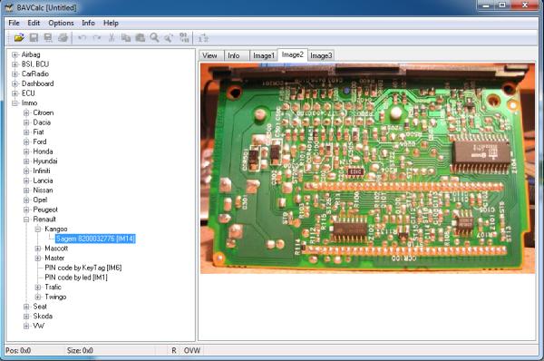 calculate immo car audio ECU BSI and BCM 4 57 28