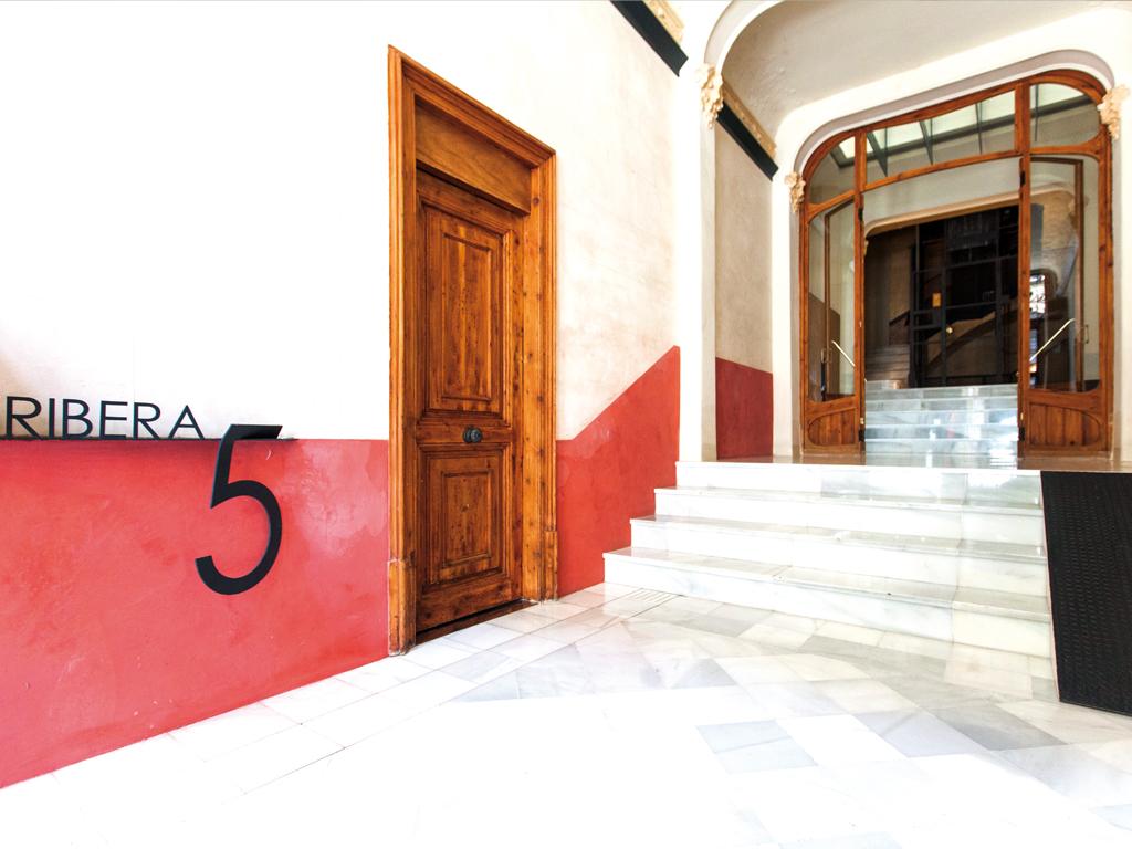Vestíbulo Ribera,5 GTA Europa
