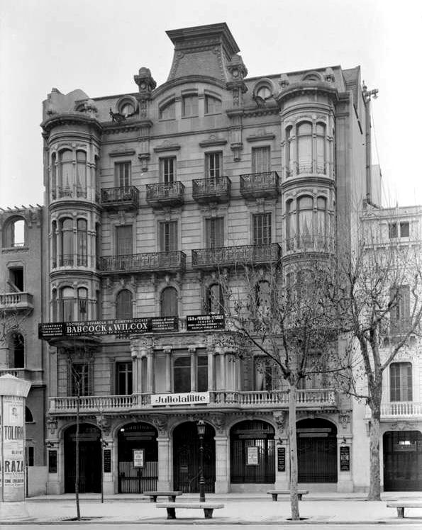 Imagen de 1942 Casa Francesc Simon, 4