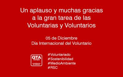 Día Internacional del voluntariado 2020