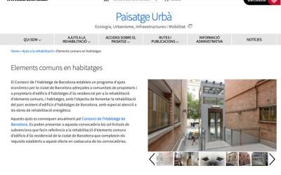 Convocatòria Subvencions 2021 IMPU Barcelona