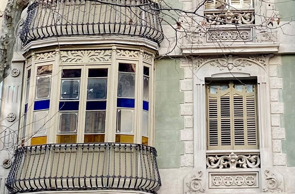 La restauración de las vidrieras de Valencia, 198