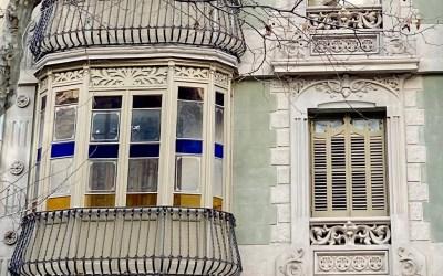 La restauració de les vidrieres de Valencia, 198