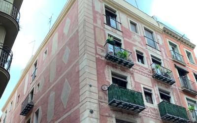 Rehabilitación de la fachada de Roig, 2
