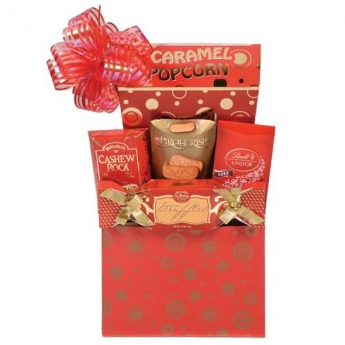 Christmas Gourmet Gift Baskets