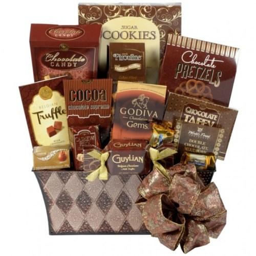 Best Gourmet Christmas Baskets