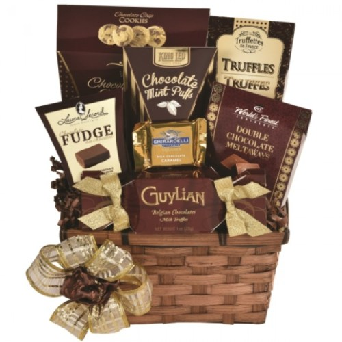 Everything Sweet basket