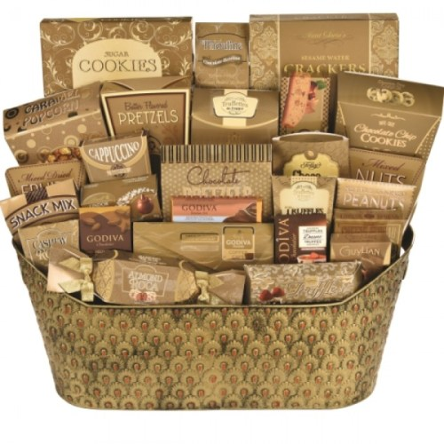 Grand Event Gourmet Baskets