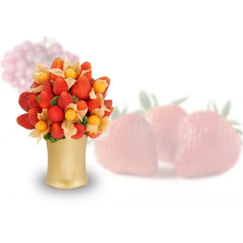 Strawberries and Gooseberries