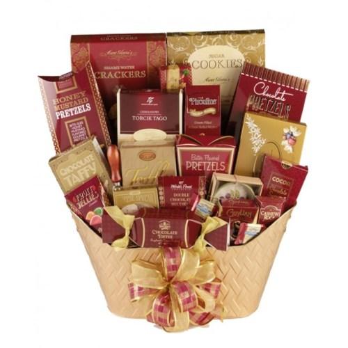 House Gift Basket
