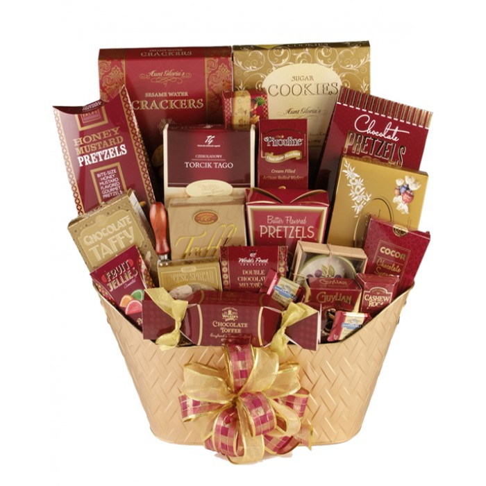 House Gift Basket