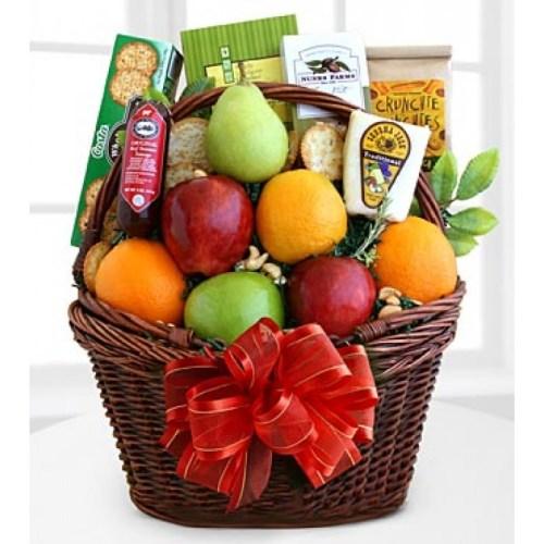 Fruitful Greetings Gourmet
