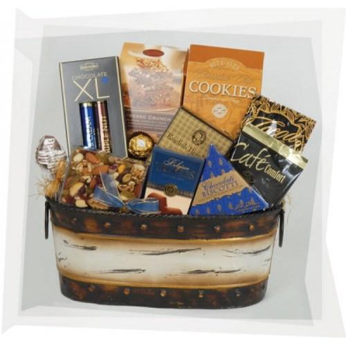 Loving Memory Gourmet Basket