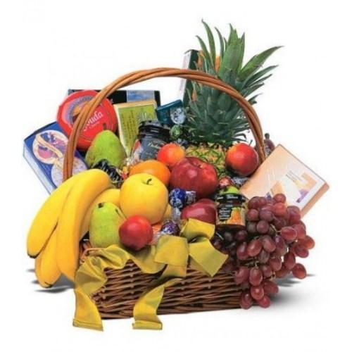 fresh fruit arrangements