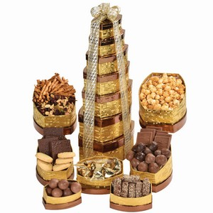 The Steeple Treat gift basket, gift baskets Richmond Hill , gift baskets delivery Richmond Hill, gifts for secretary, Corporate gifts, Office gifts