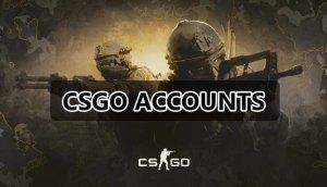 csgo accounts