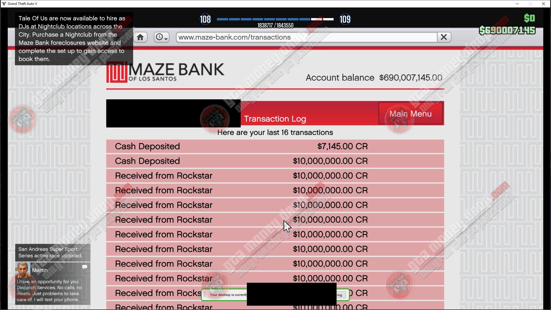 Safe & Reliable GTA V Money [PC] - Grand Theft Auto Recovery