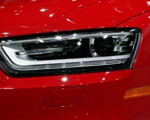 2015 Audi Q3 Front Headlight