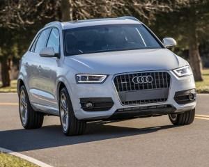 2015 Audi Q3 Road Test View