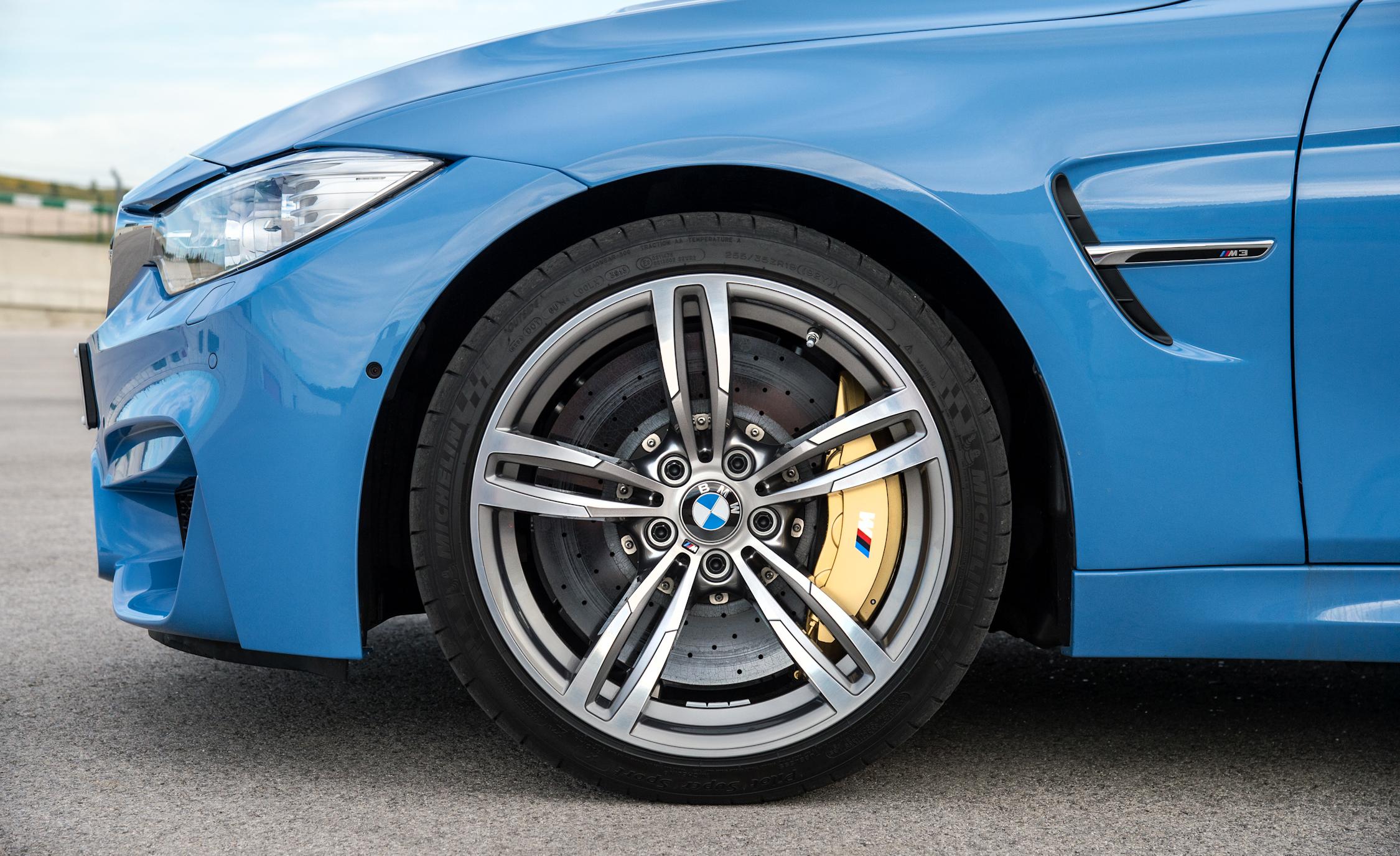 2015 BMW M3 Exterior Wheel