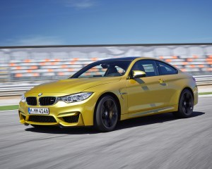 2015 BMW M4 Coupe Test
