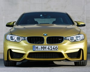 Front Exterior BMW M4 Coupe 2015