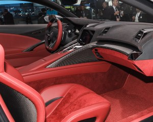 New 2015 Acura NSX Interior Concept