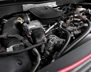 2015 Chevrolet Silverado HD 2.5 Engine