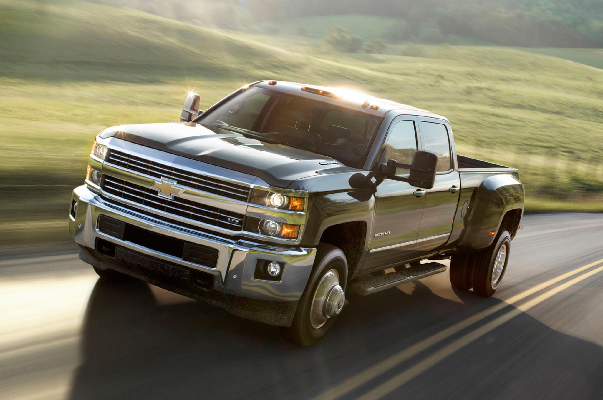 2015 Chevrolet Silverado HD Performance