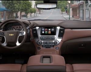 2015 Chevrolet Tahoe Center Console