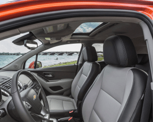 2015 Chevrolet Trax Front Seat