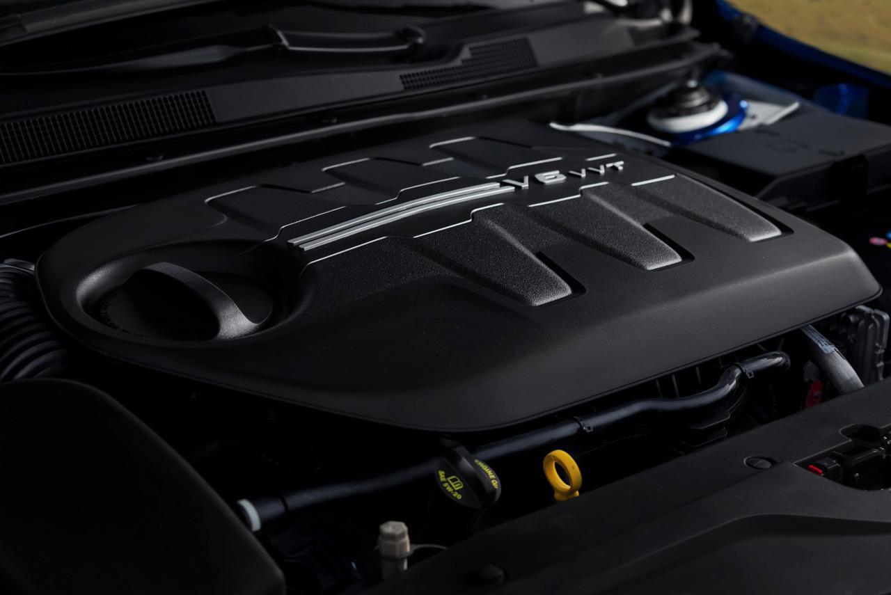 2015 Chrysler 200 Engine