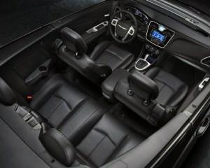 2015 Chrysler 200 Interior View