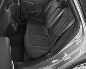 2015 Chrysler 200 Rear Interior