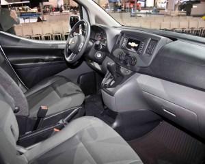 2015 chevrolet city express cockpit
