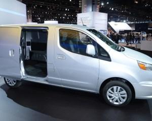 2015 chevy city express cargo van