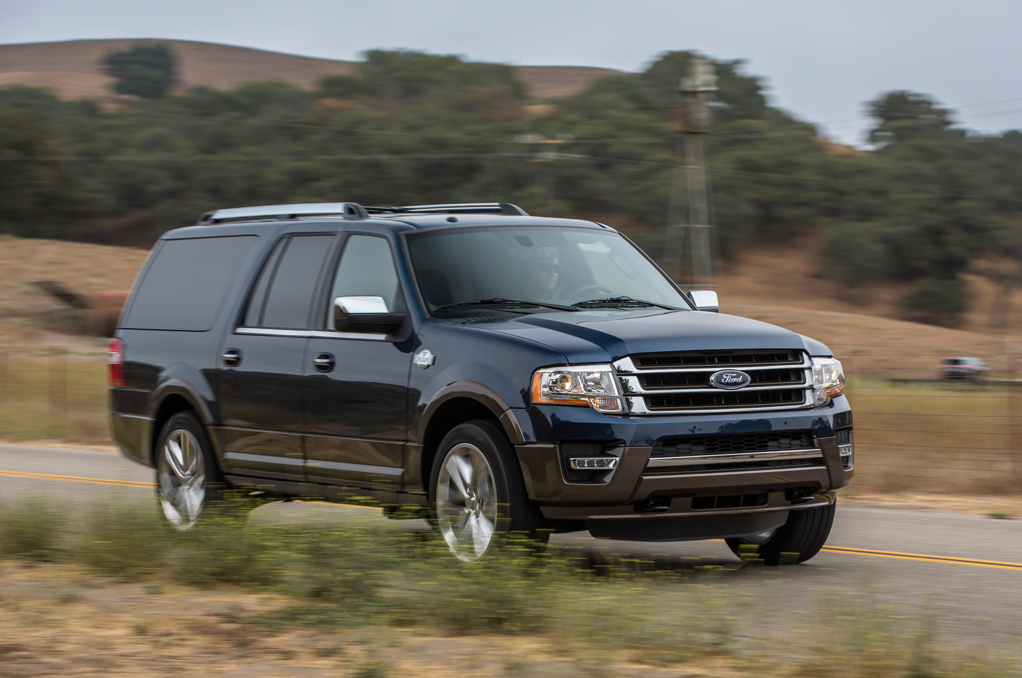 2015 Ford Expedition Test Review