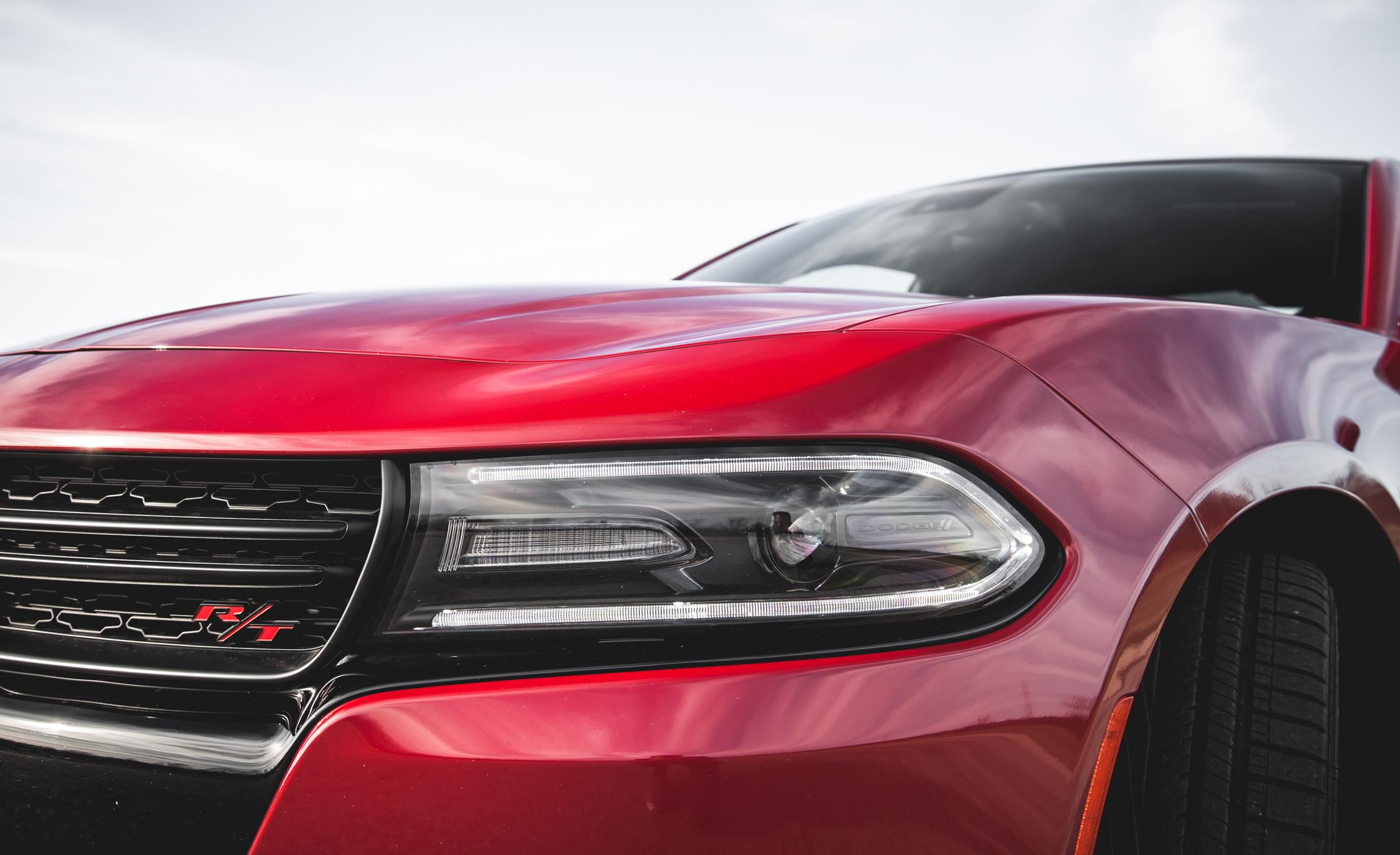 2015 Dodge Charger R/T Exterior Headlamp