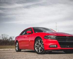 2015 Dodge Charger R/T Exterior